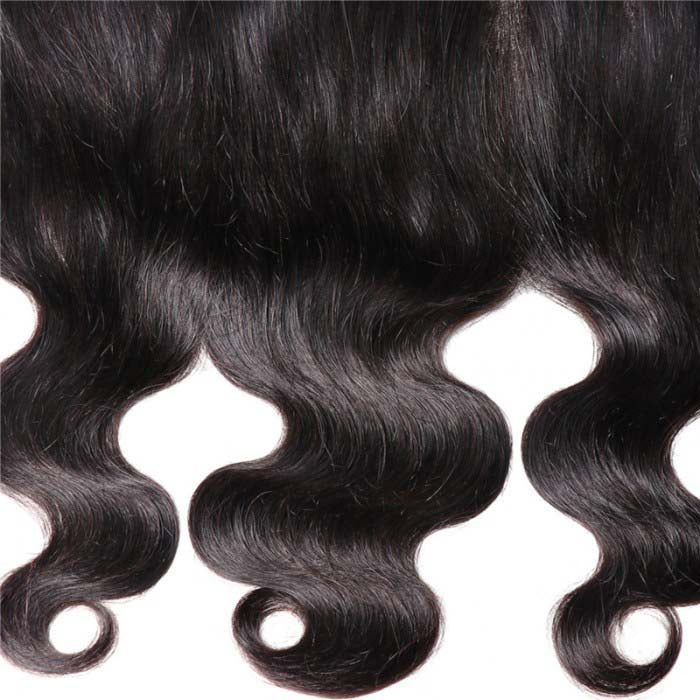 Body Wave Remy Human Hair 13X6 Lace Frontal