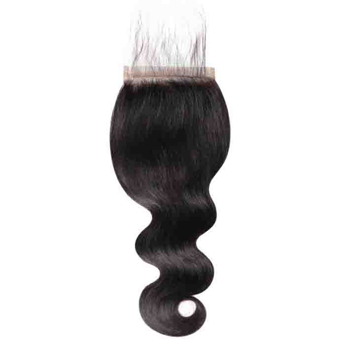Body Wave Remy Human Hair 5X5 Lace Closure