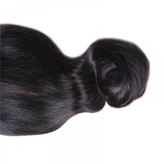 Loose Wave Remy Human Hair 4X4 Lace Closure