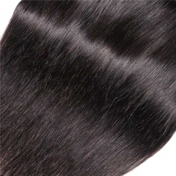 Straight Remy Human Hair 13X6 Lace Frontal