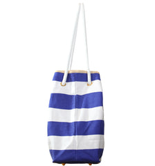 Nautica - Anything - Navy Blue Stripes