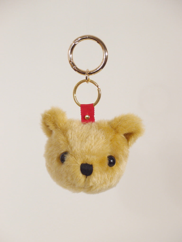 Shelter Keyring, Honey Bear