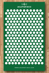 Acupressure Spike Mat, Green