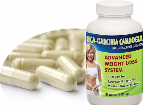 120 Day Program - HCA Garcinia Cambogia (60% HCA)
