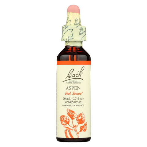 Image of Bach Flower Remedies Essence Aspen - 0.7 Fl Oz