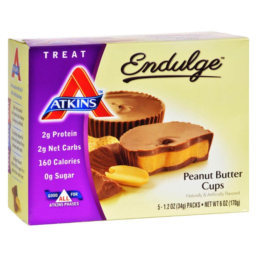 Atkins Endulge Peanut Butter Cups - 5 Packs