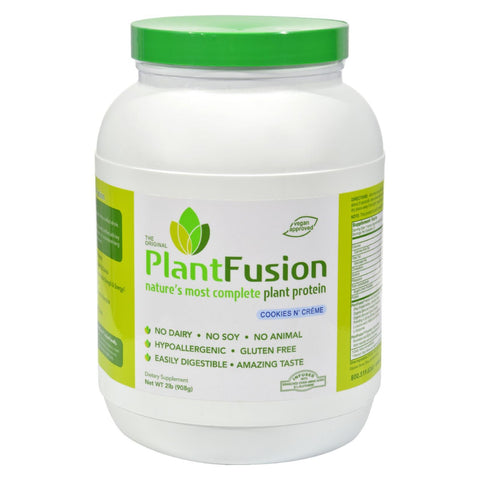 Image of Plantfusion Plantfusion - Cookies N Cream - 2 Lbs