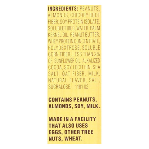 Image of Atkins Harvest Trail Bar - Dark Chocolate Peanut Butter - 1.3 Oz - 5 Count