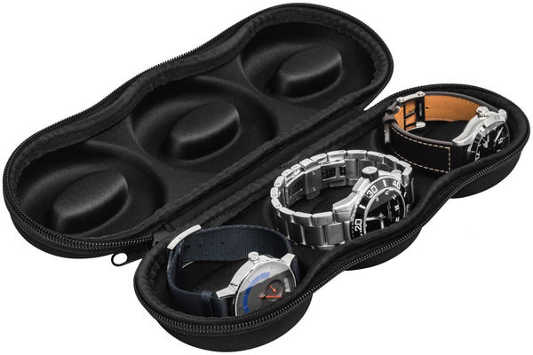 WATCHPOD Triple Watch Travel Case
