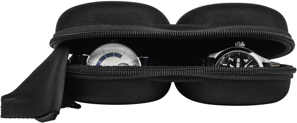 WATCHPOD Double Watch Travel Case