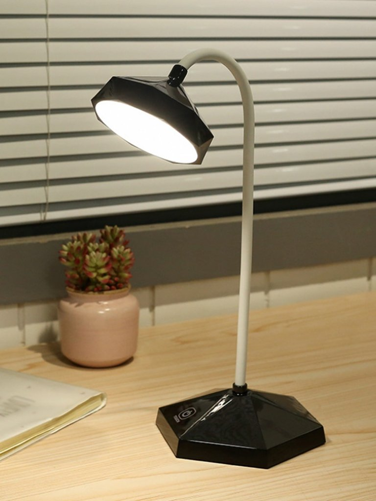 Table Lamp USB Charging Convenient Touch Control Adjustable Table Light