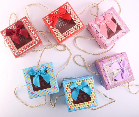 Bow Ribbon Singal Gift Box