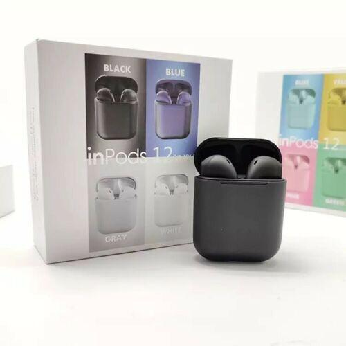 In Pods 12 Touch Control Bluetooth 5.0 Wireless