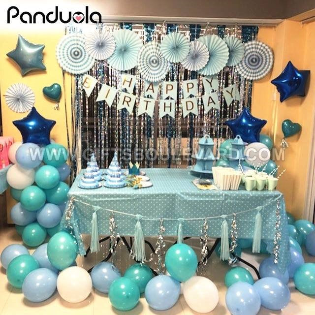 Blue Birthday Package