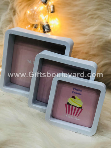 3 Pcs Photoframe