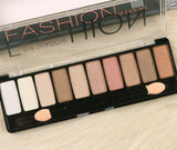 10 Shade Fashion Eye Shadow Palette