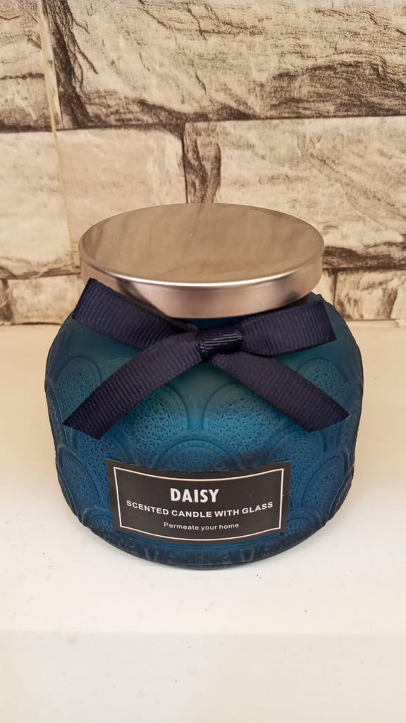 Bow Jar Scented Candle