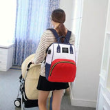 Mummy Maternity Nappy Bag Large Capacity Nappy Bag Travel Backpack