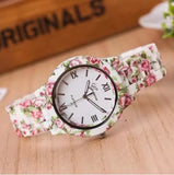 Flower Chain Quartz Watch