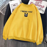 I Need You Sweatshirt