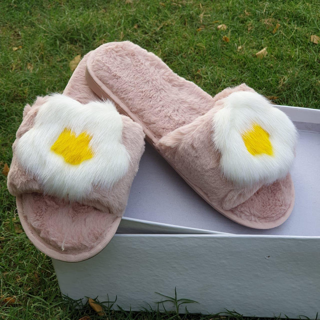 Egg Fur Slides