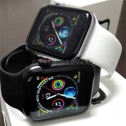 W34 Smart Watch 1.54 HD IPS Heart rate ECG Bluetooth Call Camera BT Music Sedentary Smartwatch