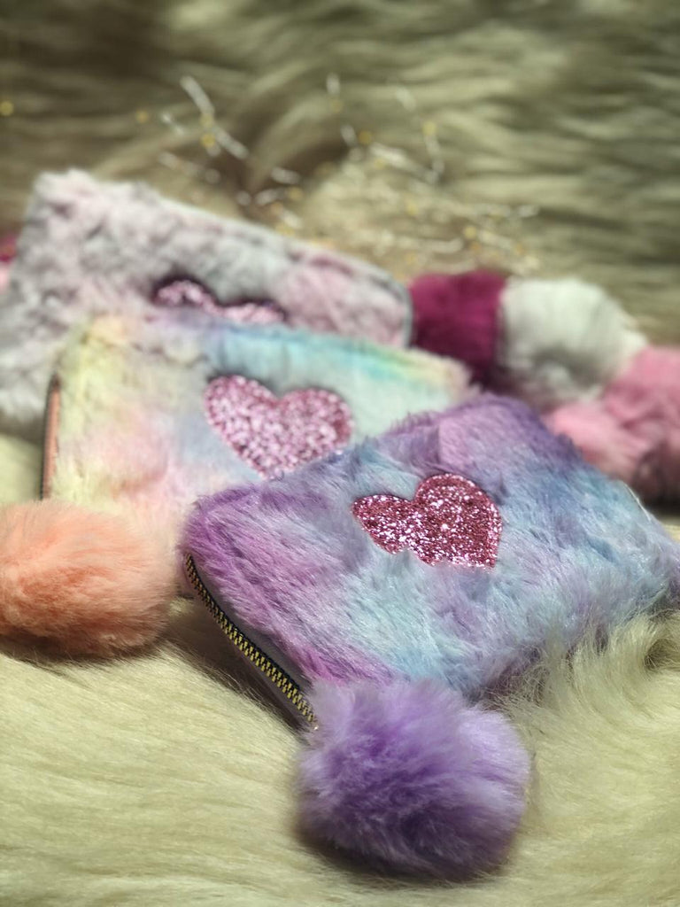 Heart Fur Wallet