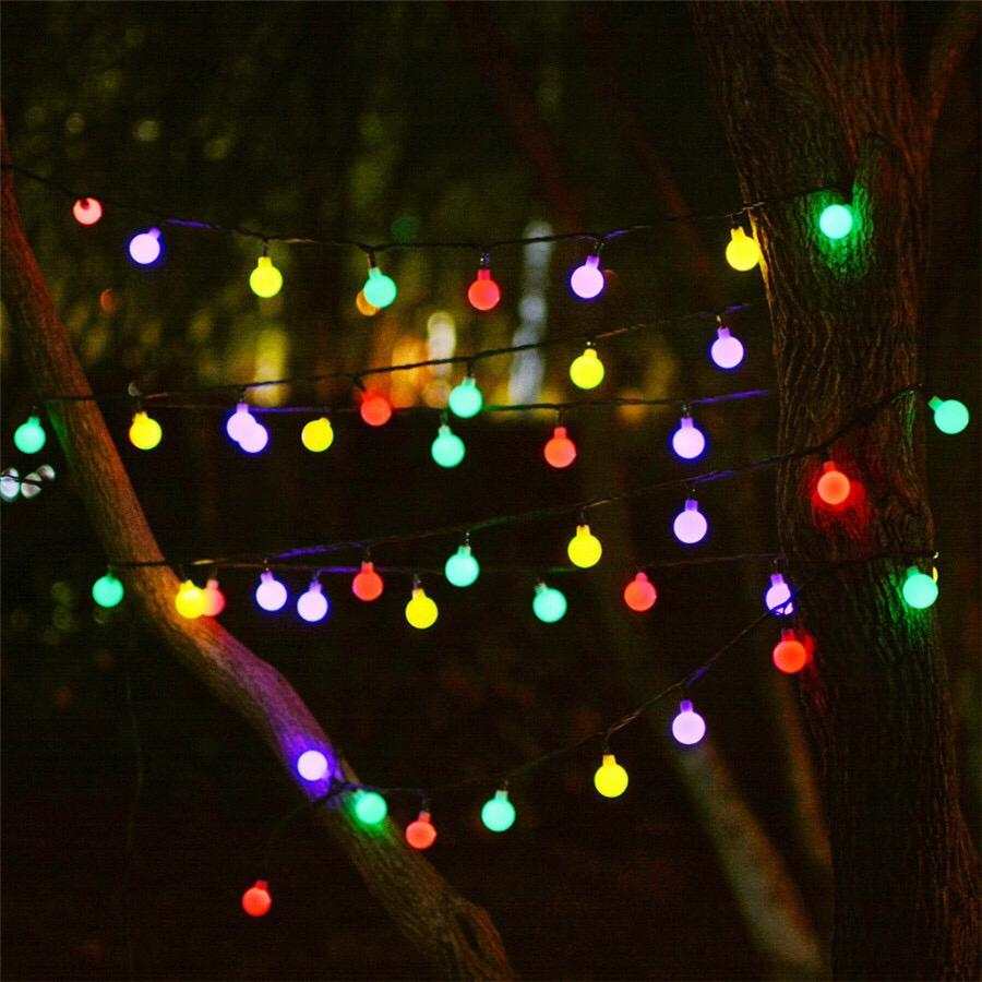 20 Mini Colorful String Fairy Lights