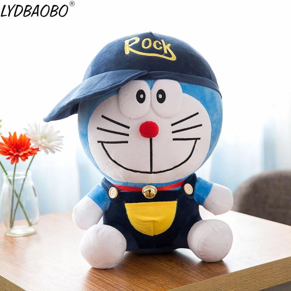 Cute Cartoon With Hat Plush Toy