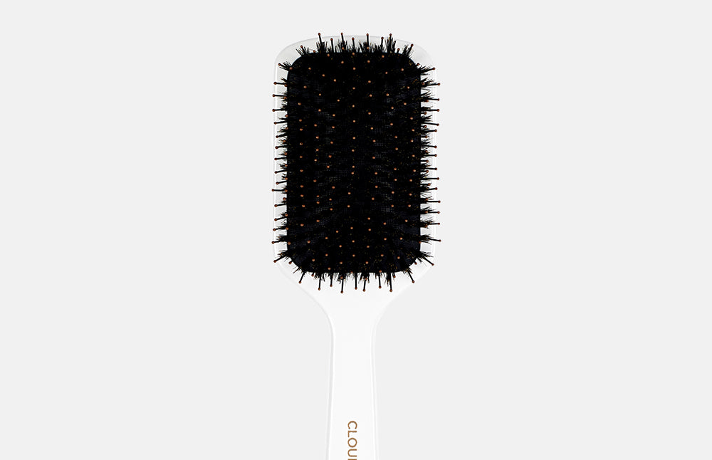 Luxury Boar Bristle Paddle Brush