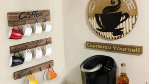5 Coffee Mug Holders For People Like Us Who Can't Stop Buying Coffee Cup