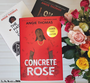 Five on Friday - March 26, 2021 ~ Concrete Rose Book Review, March Owlcrate Box, Z Library, Baun Bon Cards and Palettes of the Week