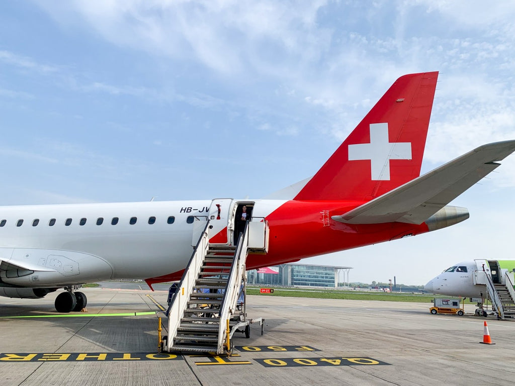 Great lounge and service: a review of Swiss Air Lines' business class on the 777