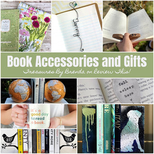 Fun & Fab Book Accessories and Gift Idea
