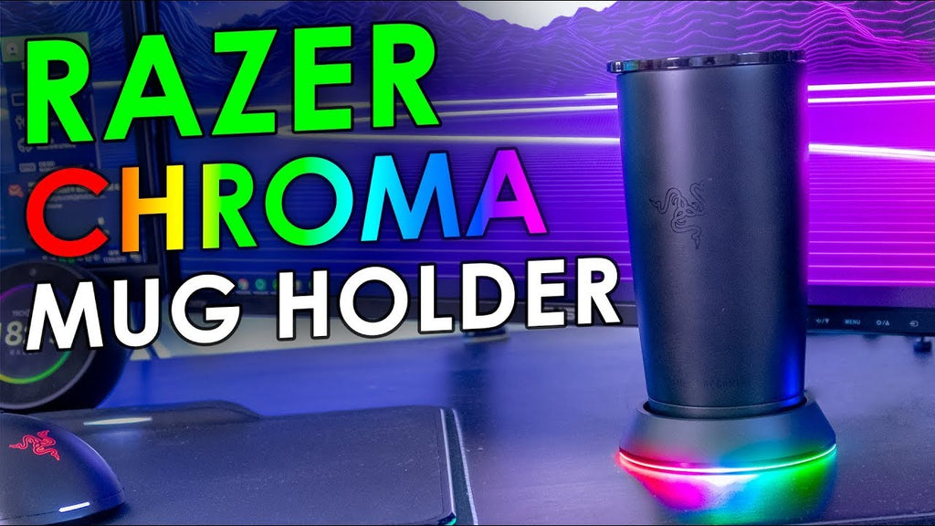 Unboxing the SUPER RARE Razer Chroma Mug Holder or RGB Coaster! Massive thank you to Thomas for making this all possible! Razer Chroma Mug Holder: ...