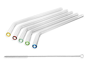22 Top Glass Straws