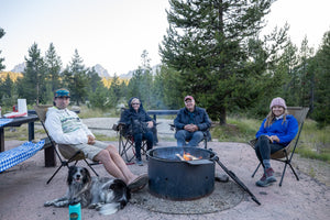 Car camping is a great way to get outside while still having some of the comforts of home along