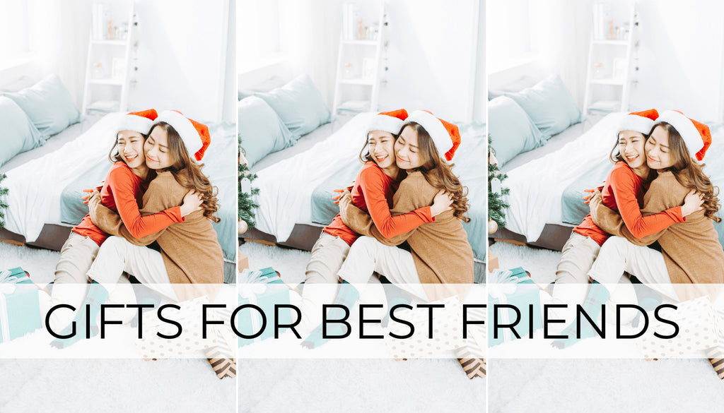 Looking for gifts for best friends that they'll love? Here are a variety of gifts for every type of girl.