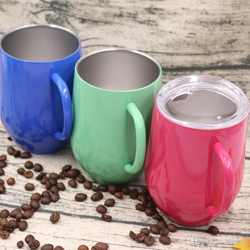 Sweet Travel Coffee Mug With Handle