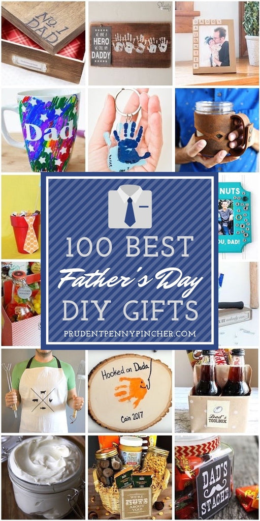Make Father's Day extra special with these homemade gifts