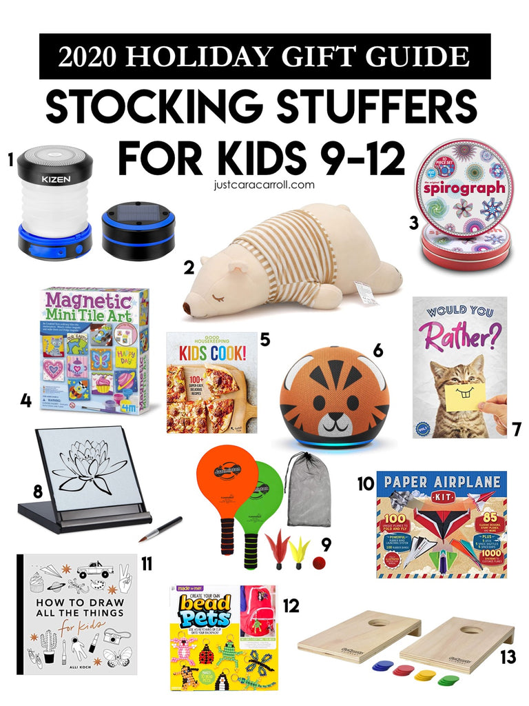 It's always a bit of a challenge shopping for kids whether they're young, teens, or semi-adult