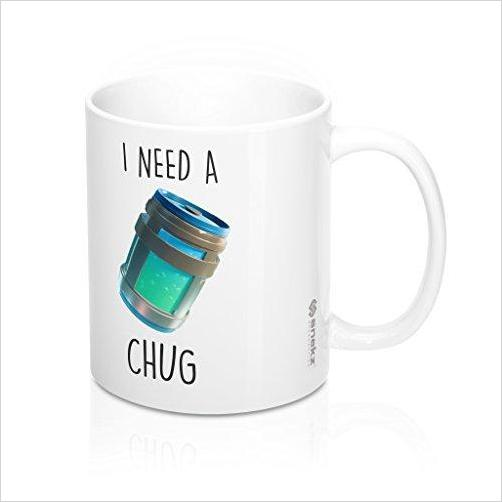 Eat Sleep Fortnite Repeat Mug