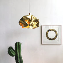 Afbeelding in Gallery-weergave laden, Studio Josha Chandelier Brass