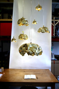 Studio Josha Chandelier Brass