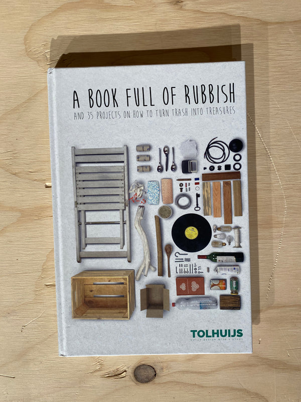 Tolhuijs boek Full of Rubbish - Rebellenclub