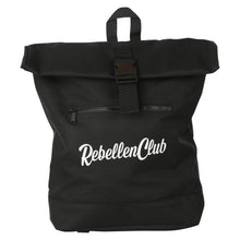 Afbeelding in Gallery-weergave laden, Rebellenclub Rugzak Roll-top Black