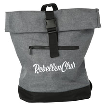 Afbeelding in Gallery-weergave laden, Rebellenclub Rugzak Roll-top Grey