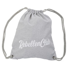 Afbeelding in Gallery-weergave laden, Rebellenclub Gymbag Grey