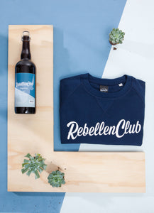 Rebellenclub Sweater Belize Blue