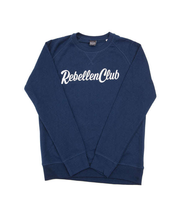 Rebellenclub Sweater Belize Blue - Rebellenclub
